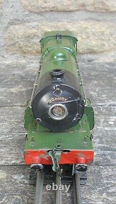 A Very Fine Hornby O Gauge 20 Volt Electric Flying Scotsman Loco & Tender
