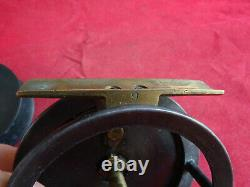 A Very Fine Vintage Named Dingley & Son Alnwick 3 Pattern 1 Trout Fly Reel