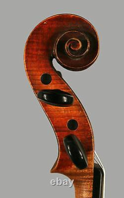A very fine French certified violin N. Vuillaume for J. B. Vuillaume, 1850, NICE