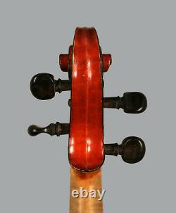 A very fine French certified violin, Vuillaume Sainte Cecile mod, c. 1850, PERFECT