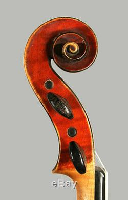 A very fine French viola by Auguste Sebastien Philippe Bernardel Pere, 1850