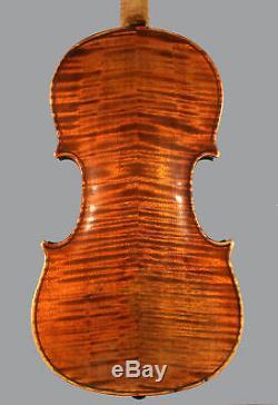 A very fine Italian certified violin by Alfredo Contino, 1924
