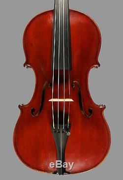A very fine Italian certified violin by Plinio Michetti, 1941, Torino, NICE
