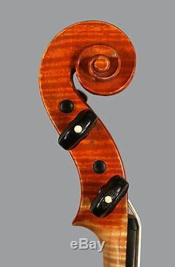 A very fine Italian violin by Iginius Sderci, 1948, Florence