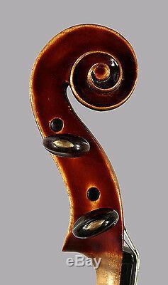 A very fine certified Italian viola by Carletti, 1940, VERY NICE