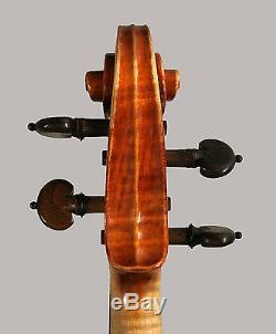 A very fine certified Italian violin by Gaetano Gadda, NICE