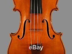 A very fine certified Italian violin by Gaetano Sgarabotto, Parma, 1930