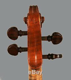 A very fine certified Scottish violin by Matthew Hardie, Edinburgh, 1815