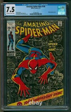Amazing Spider-Man #100 Marvel Comics CGC VFN Minus Classic issue