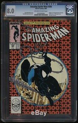 Amazing Spider-Man 300 Marvel Comics VFN CGC First appearance of Venom