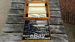 Antique Drawing Instruments/Drawing Set Reeves and Sons Ltd Very Fine
