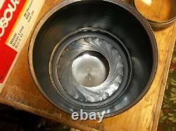 Antique Large Wollensak Verito 22 1/4 Extension Lens Focus Fine Very Clean