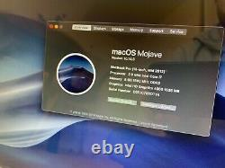 Apple MacBook Pro mid-2012 13.3, very used but working fine, 8GB RAM, i7, 750GB