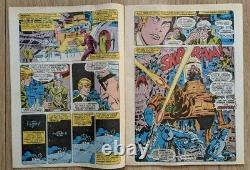 CAPTAIN BRITAIN #1 Marvel Bronze Age Comics No Mask Very Fine
