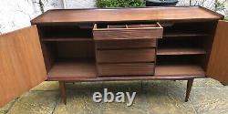Fine Retro Teak Heals Richard Hornby Sideboard, Very Clean We Deliver