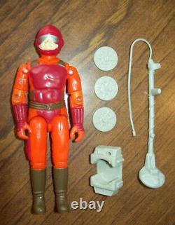 G. I. Joe Tripwire Listen'N' Fun 1985 very good fine complete Hasbro