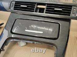 Genuine BMW E90 E91 Fine Line Bamboo Wood Interior Trim Set Very Good Condition
