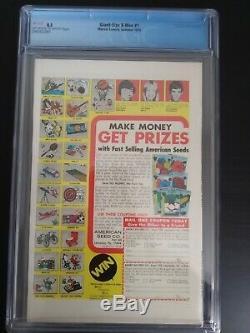 Giant Size X-Men #1 CGC 8.5 VF+ 1975 2060332001