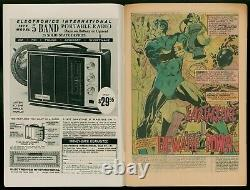 Green Lantern #87 DC Comics Very Fine Plus First John Stewart GL