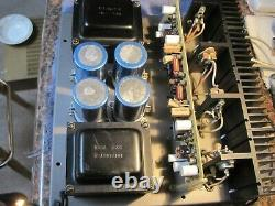 Harman Kardon Citation Tweleve Deluxe Amplifier Very Fine
