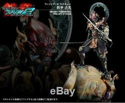 Kotobukiya Fine Art Statue YOSHIMITSU Tekken Tag Tournament 2 LE 500 Very Rare