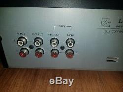 LUXMAN G-100 1987 Vintage Analog Stereo Equalizer Very Fine / Near Mint