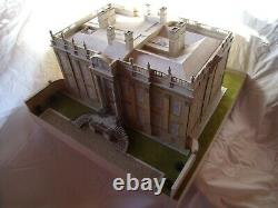 Large COUNTRY HOUSE architects model of'Easton Neston' (very fine detail) OLD