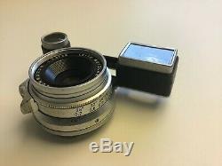 Leica summaron 35mm 2.8 very fine glass 2082024 10 blades