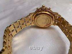 Magnificent Breguet Very Fine Marine Chronograph 18k Gold Watch With Box