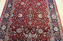 Old Handmade Persian Long Runner 13 x 3 Ft With Very Fine Weave & Superb Colour