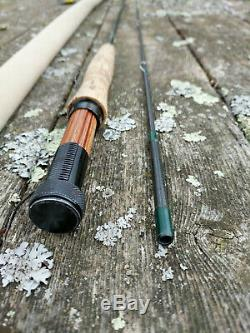 Orvis Far & Fine Clearwater 7'9 5wt 2pc Graphite Fly Rod. Very Good Condition