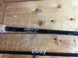 Powell Fly Rod Chico Legacy 9' 5-6wt 4 Pc Fine/very Fine