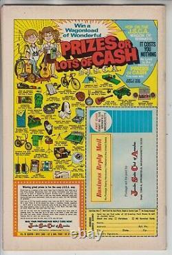 STRANGE TALES # 169 -VF Key 1st APP BROTHER VOODOO cents 1973