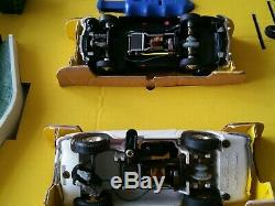 Scalextric Vintage James Bond 007 set very rare. Cars tested working fine