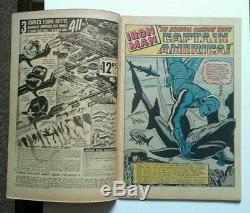 Tales Of Suspense # 58 Fine/very Fine 1964