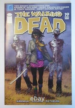 The Walking Dead Issue 19 Image Comics 2005 1st appearance of Michonne Very Fine