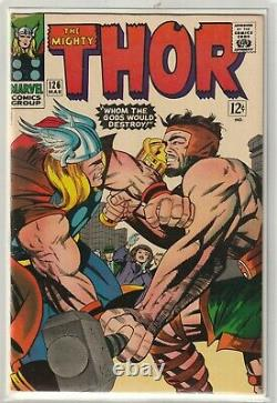 Thor # 126 Very Fine vs Hercules High Grade Cents Copy