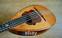Very Fine Antique Flatback Mandolin. C. 1920's
