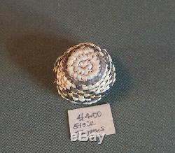 Very Fine Miniature Northwest Klickitat Baskets by Master Weaver Elsie Thomas