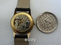 Very Fine Vintage Kingston Datofix Triple Date Moon Phase cal. 107-C Watch