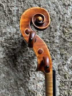 Very Fine and Rare Violin by Johann Eberle circa 1750