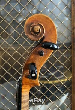 Very Old Violin Lab. Gagliano Beautiful Fine Tone