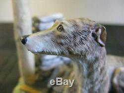 Very Rare Border Fine Arts Scotland'Jake The Lurcher' Model JH 35