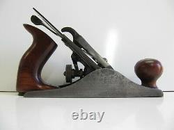 Very Rare Sargent 7 Shaw's Patent (no. 2 Size) Smooth Plane 98% Japanning Fine