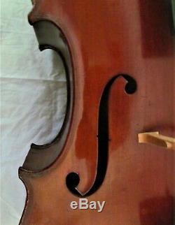 Very fine FRENCH cello made ca1900