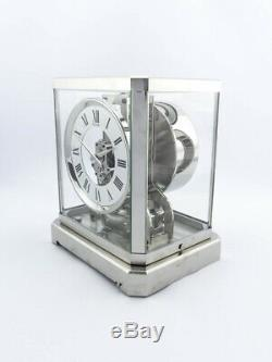Very fine and rare LeCoultre Atmos III Clock, Caliber 519 from the early 1950´s