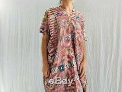 Vintage Guatemala Huipil Dress. Colotenango. Very Fine Example