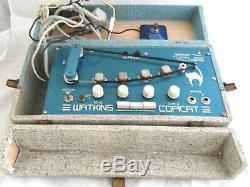WEM Watkins Valve Copicat Mk 2 Very fine example working original condition