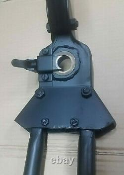 WWII US M2.30 tripod. Repaired. Very nice. Historical item. Fine. Read description
